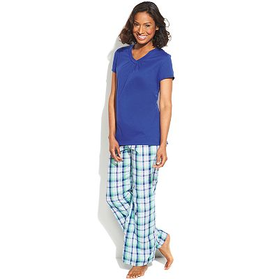 Croft and Barrow Mix and Match Pajama Separates
