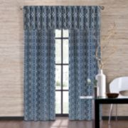 Colordrift Penny Window Treatments