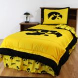 Iowa Hawkeyes Bedding Coordinates