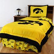 Iowa Hawkeyes Bedding Coordinates