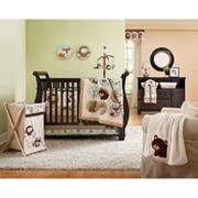 Carter's Forest Friends Bedding Coordinates