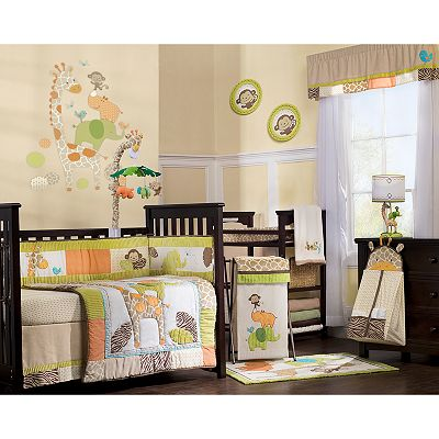 Carter's Wildlife Bedding Coordinates