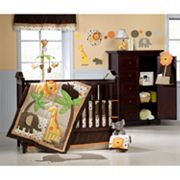 Carter's Sunny Safari Bedding Coordinates