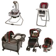 Graco Finley Baby Gear Collection