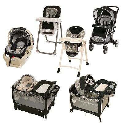 Graco Rittenhouse Baby Gear Collection