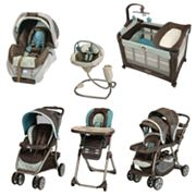 Graco Oasis Baby Gear Collection