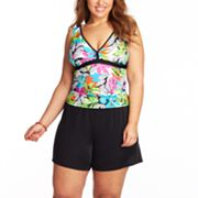 A Shore Fit! Swim Separates - Women's Plus