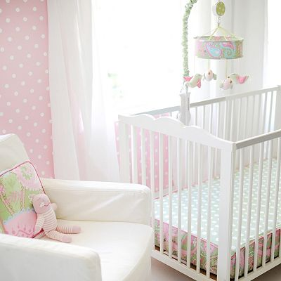 My Baby Sam Pixie Baby Bedding Coordinates