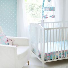My Baby Sam Pixie Baby Aqua Bedding Coordinates