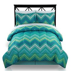 The Big One Chevron Bed Set