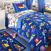 Olive Kids Under Construction Comforter Set