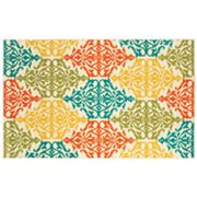 Shaw Living Al Fresco Sandee Indoor Outdoor Patio Rug