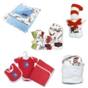 Dr. Seuss The Cat In The Hat Nursery Coordinates by Trend Lab