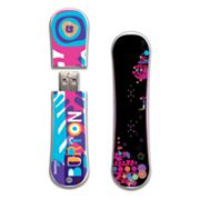 Burton Feather 12 SnowDrive USB Flash Drives