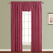 United Curtain Co. Lincoln Lined Window Treatments
