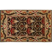 Artisan Weaver Stickney Framed Rug