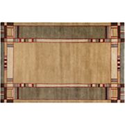 Artisan Weaver Sutton Framed Rug