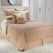 Jennifer Lopez bedding collection Ember Quilted Coverlet