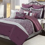 Central Park Amethyst 10-pc. Comforter Set