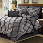 Central Park Medallion 8-pc. Comforter Set