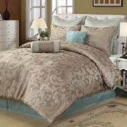 Central Park Paisley 8-pc. Comforter Set