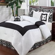 Central Park Whitney 7-pc. Comforter Set
