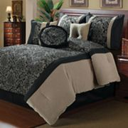 Central Park Chloe 7-pc. Comforter Set