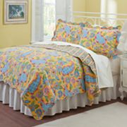 Pavaan Reversible Quilt Set