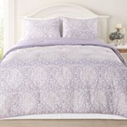 Laura Ashley Winchester 3-pc. Comforter Set