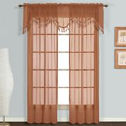 United Curtain Co. Monte Carlo Scalloped Window Treatments