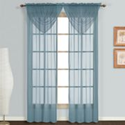 United Curtain Co. Monte Carlo Waterfall Window Treatments