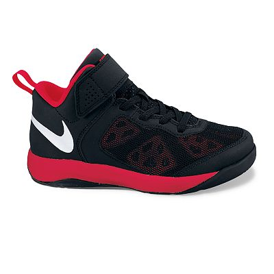 Nike Dual Fusion Basketball Shoes - Boys