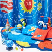 Jumping Beans Blast Off Bath Accessories