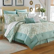 Laura Ashley Felicity 8-pc. Bed Set