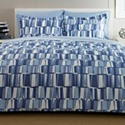 City Scene Kaleidoscope Bed Set