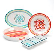 Bobby Flay Melamine Dinnerware and Serveware Collection