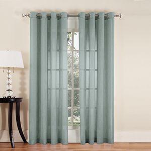 Sonoma Goods For Life® Ayden Linen Blend Window Panel