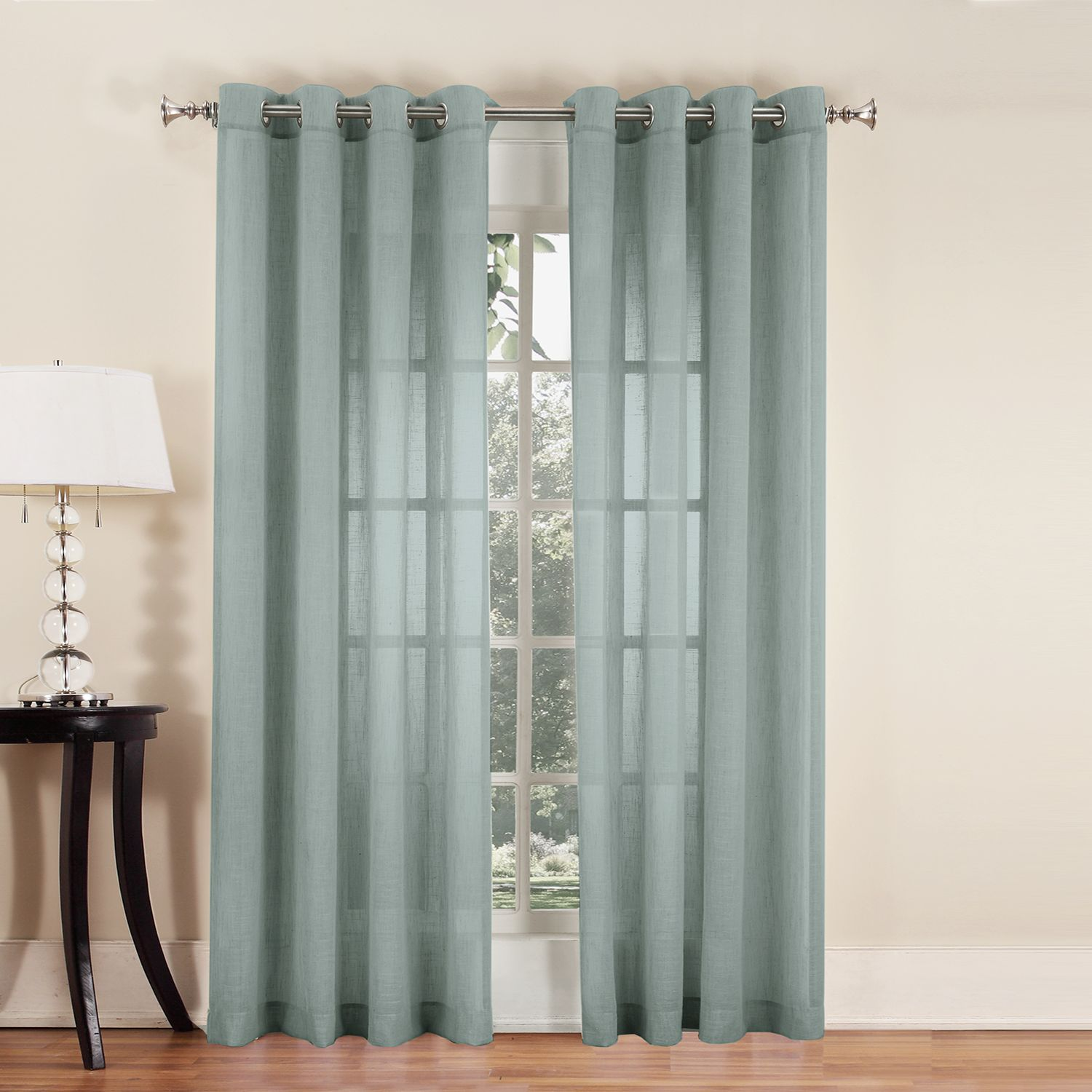 SONOMA Goods for Life™ Ayden Linen Blend Window Panel