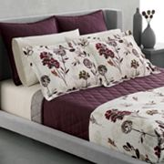 Apt. 9 Wildflower Quilted Coverlet