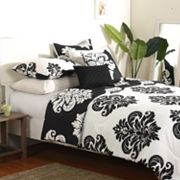 Damask 5-pc. Reversible Comforter Set
