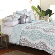 Paola 5-pc. Reversible Comforter Set