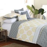 Simone 5-pc. Reversible Comforter Set