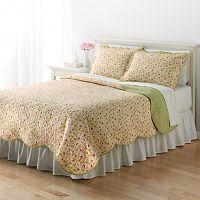 Home Classics® Sarah Reversible Quilt Coordinates