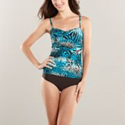 Croft and Barrow Fit For You Animal Swim Separates
