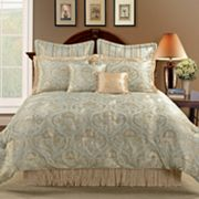 Home Fashions International Francine 8-pc. Comforter Set