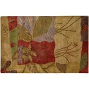 Artisan Weaver Lower Leaf Rug
