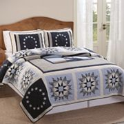 Coastal Lighthouse Quilt Set