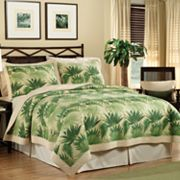 Palm Dream Quilt Set