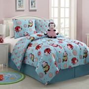 Victoria Classics Lola the Ladybug Reversible Comforter Set