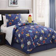 Victoria Classics Out of This World Reversible Comforter Set
